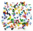 24-144Pc 2-3cm Wholesale Pokemon Pocket Monster Mini Action Figures Kid Toy Gift