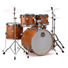 More images of Mapex Storm Drum Kit - 22BD, 10RT, 12RT, 16FT & 14SD - Camphor Wood Grain