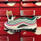 2018 Nike Air Max 97 South Beach Miami OG QS 921826-102 Sz 8-13