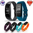 Smart Watch Sports Fitness Activity Tracker Fit Heart Rate Monitor Bit Wristband