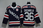 Mens New York Rangers Winter Classic 36 Mats Zuccarello Navy Bue Hockey Jersey