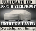 [CCT] 5 Layer Weather/Waterproof Full Car Cover For Chevy Celebrity 1982-1990