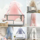 Kids Baby Bed Dome Fantasy Canopy Bedcover Mosquito Net Curtain Bedding Tent