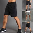 Mens Workout Shorts Running Jogging Bodybuilding Gym Exercis