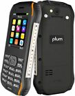 Unlocked Cell Phone  Water-Dust Proof Plum Ram 7-3G Rugged Dual Sim Cell Phone
