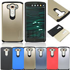 Ultra Thin Dual Layer Hybrid Rubber Hard Case Shockproof Protective Thin Cover