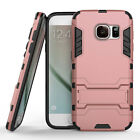 Heavy Duty Shockproof Rubber Armor Case For Samsung Galaxy S9 S8 Plus S6 S7 Edge