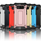 Hybrid Defender Shockproof Rubber Armor Case Cover For Samsung Galaxy Note 8 5 4