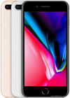 UNLOCKED Apple iPhone 8 Plus 64GB or 256GB with Warranty