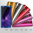10pcs/lot 360° Chrome Full PC Hard Case+Soft Screen Protector for Samsung S9 S9+