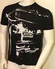 Men's S/S T-shirt with Edelbrock Engine American Car Graphic Summer NASCAR