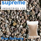20mm Pea Gravel 25kg Handy Bag Small Bag FREE DELIVERY Multiple Quantities