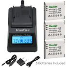 Li-50B Battery or Fast Charger for OLYMPUS Tough TG-870, 620 iHS, 630 iHS