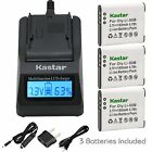 Li-50B Battery or Fast Charger for OLYMPUS SP-720UZ 800 800UZ 810 815UZ