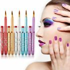 Portable Retractable Lip Brush Eyeliner Brushes Beauty Tools Cosmetic