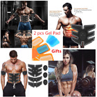 Smart EMS Abdonminal Toning Belt ABS Muscle Stimulator Ultimate Abs Training lot image