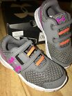 Girls  Under Armour Running Shoes Brand New With Box. Sizes