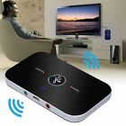 2 in 1 Bluetooth Transmitter Receiver Wireless A2DP for TV Stereo Audio Adapter
