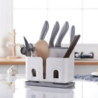 Multi-Function Kitchen Cutter Cutlery Tableware Holder Storage Rack Drain Shelf