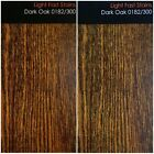 Light Fast Wood Stain / Wood Dye Intercoat -  Any colour & quantity