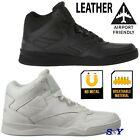 Reebok High Top Basketball Leather Shoes Motion Control shoe ankle sneakers