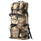 Outdoor 90L Tattico Militare Zaino Campeggio Bag Backpack Borsa Impermeabile