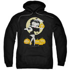 Betty Boop Vamp Pumkins Pullover Hoodies for Men or Kids $21.17 USD