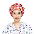 Classic Patterns Printing Scrub Cap Bouffant Medical Surgical Surgery Hat / Cap