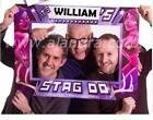 Stag Do Party Frame Picture Photo Booth Prop Big Size Guys Night 80cm x 60cm