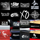 JDM Funny Car Sticker Lowered Truck Boat Window Bumper Vinyl Decal Waterproof