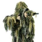 Arcturus Warrior Ghillie Suit | 5-Pc Camo Suit for Hunting, Military & Airsoft