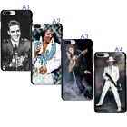 Elvis Presley Soft TPU Case Cover For iphone X 6S 7 8 Plus S9 Galaxy S8