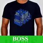 Hugo Boss Green Label Black T-Shirt. Size: Small, Medium, Large, XL, XXL On Sale