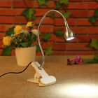 LED Flexible Clip On Book Reading Bright Light Lamp Torch Ipad Kindle Laptop