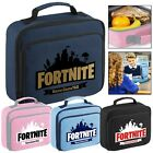 FORTNITE Lunch Bag / Lunch box Cooler with Optional Name/GameTAG