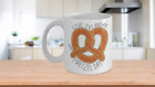 Pretzel Day The Office Tv Show Coffee Mug Cup Gift Merchandise Accessories