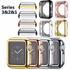 For Apple iWatch Series 1 2 3  iWatch Cover 38mm 42mm Screen Protector Case