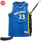 Wizards #23 Basketball Jersey Michael Jordan Washington Wizards Blue