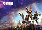 FORTNITE GAME Photo Poster Print Wall Decoration 20-90CM Fortnite Poster 11Color