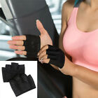Choose Size Men Women Mittens Weight Lifting Gloves Fits Gym Sporting Training
