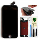 For IPhone 5 LCD Display Screen Glass Replacement Digitizer Assembly Black/White