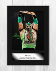 Kalisto A4 signed mounted photograph picture poster. Choice of frame.