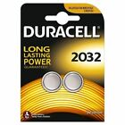 Duracell Button Lithium Coin Cell Battery 2032 LR44 Scale Calculator Car Remote