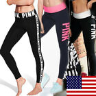 Womens Workout Leggings Sports Yoga Gym Fitness Pants Jumpsu