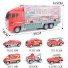 Kids Small Cars Alloy Models Toy Children Educational Toys Simulation Truck Gift
