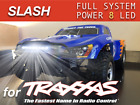 LED Light Bar Front For Traxxas SLASH 4x4 2wd waterproof headlights