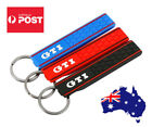 GTI Keyring Key Chain Silicon Rubber Volkswagen VW Golf Polo Car Novelty Gift