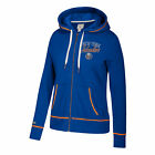 NHL New York Islanders CCM Full Zip Fleece Hoodie Womens $57.78 USD on eBay