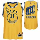 Golden State Warriors adidas NBA Swingman 'The City' Jersey Klay Thompson #11 on eBay