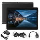 10.1'' 64GB+4G Android 7.0 Tablet PC Core 8 HD WIFI Bluetooth 2 SIM+Bundle Cover
